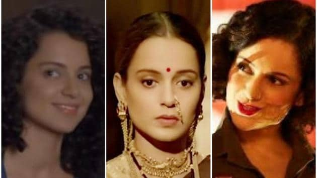 Kangana Ranaut's box office track record is spotty.