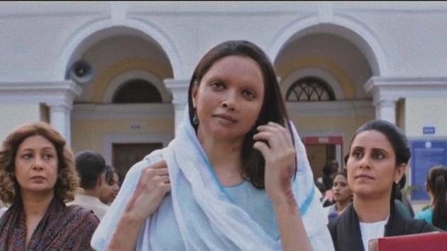 Deepika Padukone's Chhapaak is based on acid attack survivor Laxmi Aggarwal's case.