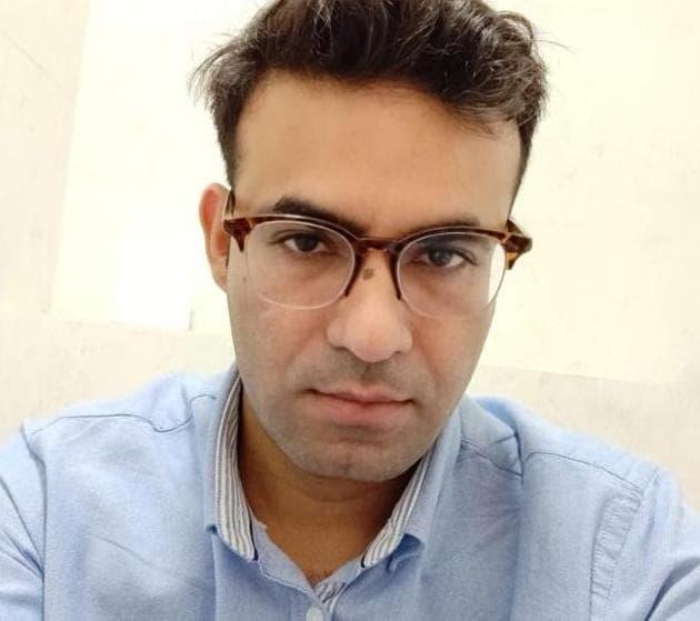 Aditya Dhindwal, victim.(HT PHOTO)