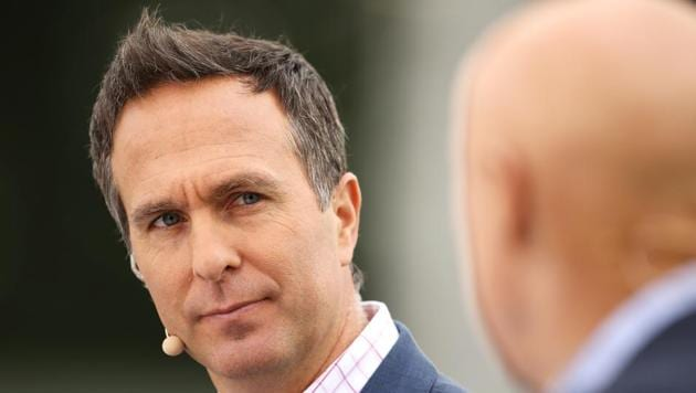 File image of Michael Vaughan(Getty Images)