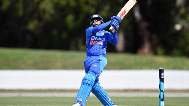 Prithvi Shaw of India A(Getty Images)