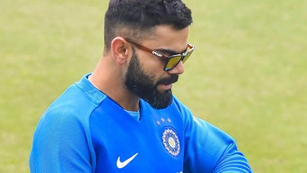 Indian skipper Virat Kohli(PTI)