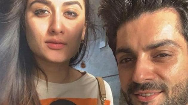 Karan Wahi and Uditi Singh have confirmed their relationship.