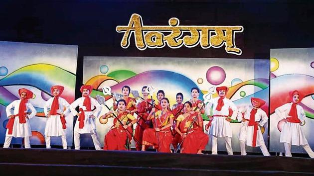 The event was attended by distinguished guests, coordinators, teachers, parents and students. Students of Class 5 presented a dance drama based on Dronacharya and Eklavya.(HT)