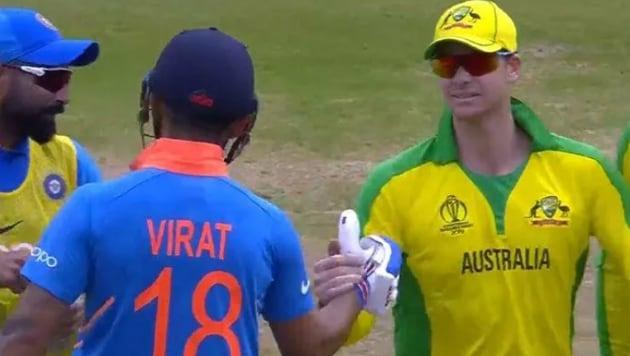 Virat Kohli and Steve Smith(Twitter)