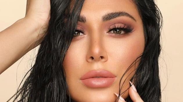 Huda Beauty, a cosmetics brand started by Iraqi-American entrepreneur and make-up artist Huda Kattan has taken over the world by storm these last few years.(Instagram/ huda)