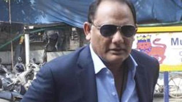 File image of Mohammed Azharuddin(PTI)