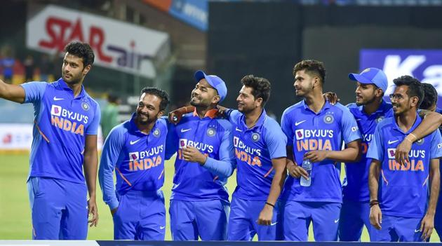 Indian team players will look for a positive start against New Zealand in the first T20I(PTI)