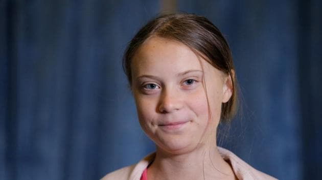 The United States' financial chief on Thursday told Swedish teen Greta Thunberg to go study before calling for a fossil fuel halt(AP)