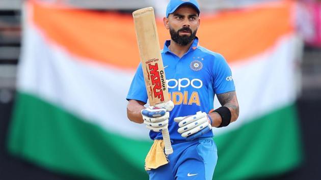 File image of Indian captain Virat Kohli(Getty Images)