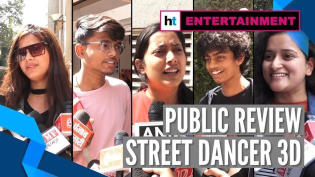Public review of Street Dancer 3D is out and people are thoroughly enjoying the movie. Movie-goers felt the performance by everyone was amazing. People's favourite turned out to be Prabhudeva's dance. Movie-goers also liked Varun and Shraddha's chemistry.