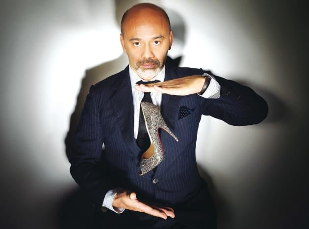 Christian Louboutin is a self-confessed lover of Indian food