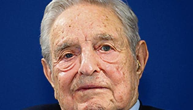 """Billionaire investor George Soros has said the """"biggest and most frightening setback"""" to open societies comes from India(AFP)"""