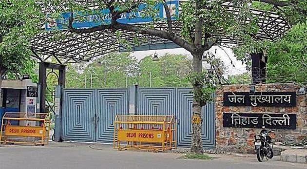 Gangsters Chhota Rajan, Neeraj Bawana and Bihar's Mohd Shahabuddin are currently lodged in Tihar jail.(HT archive)