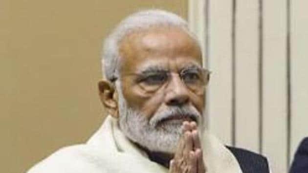 On National Voters' Day, PM Modi tweets his gratitude to EC(PTI Photo)