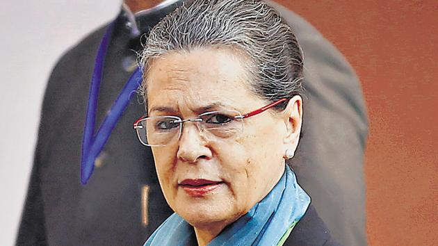 Sonia Gandhi on Saturday said that the 71st Republic Day, to be celebrated on Sunday, January 26, is the occasion to reiterate our unwavering allegiance to the Constitution(Hindustan Times)