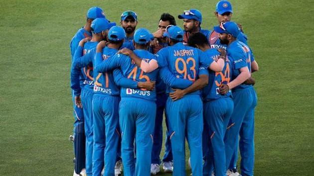 Virat Kohli and team(Virat Kohli/Twitter)