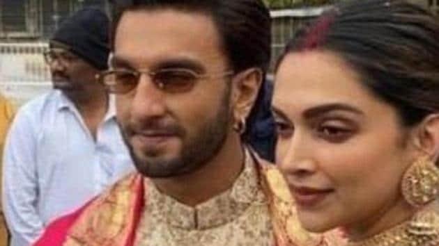 Deepika Padukone and Ranveer Singh never shy away from having personal conversations on social media.