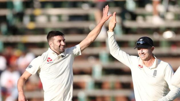 South Africa vs England: Follow Highlights of South Africa vs England Day 3 of the 4th Test.(REUTERS)