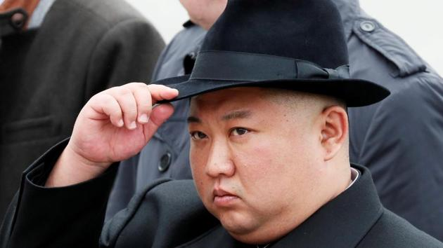North Korean leader Kim Jong Un's aunt made her first public appearance in 6 years.(Reuters image)