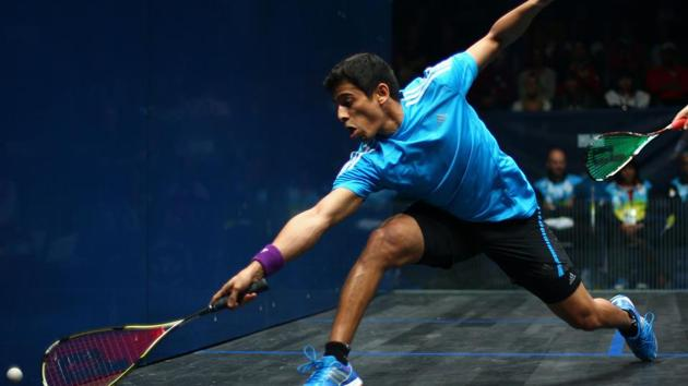 File image of Saurav Ghosal.(Getty Images)