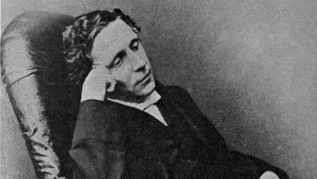 Lewis Carroll's 188th birth anniversary: A noted satirist, philosopher, poet, mathematician and photographer, Lewis Carroll passed away on January 14, 1898 due to pneumonia, two weeks shy of his 66th birthday.(Wikimedia Commons)