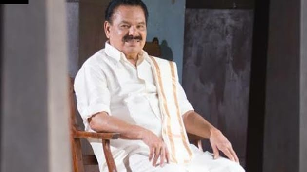 Former state minister and senior JD(S) leader Amarnath Shetty passed away in Mangaluru, today.(ANI Twitter)