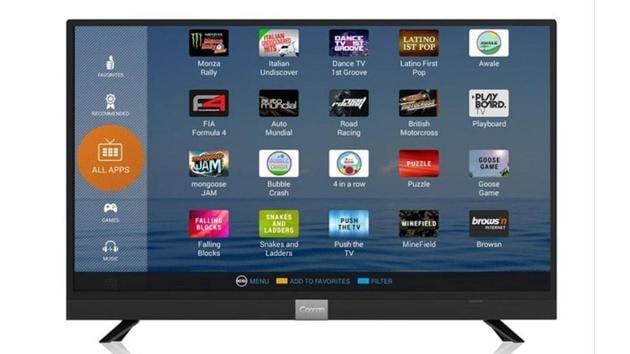 43 Inch Full LED Smart Coocaa Tv(Digpu)