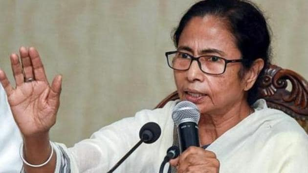 West Bengal Chief Minister Mamata Banerjee.(PTI File Photo)
