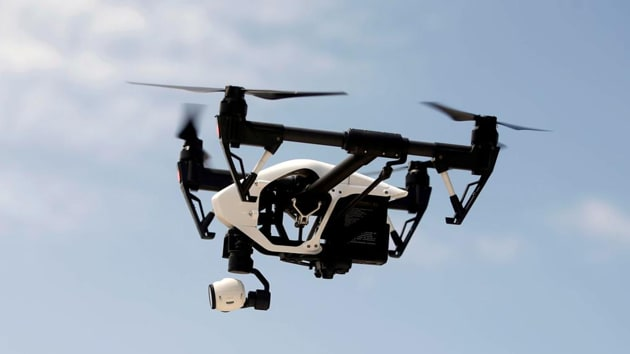 The arms and ammunition, dropped by drones that came from across the border, reportedly were for terrorists to carry out 26/11-like attacks in Punjab and its neighbouring states.(Reuters Representative Image)