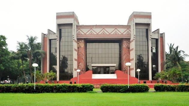 IIM Calcutta. (HT File)