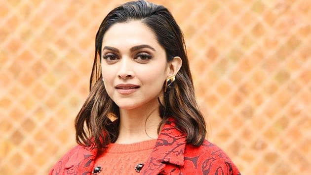 Deepika Padukone spoke about mental health awareness and her own journey through depression at WEF 2020 in Davos.(Photo: Yogen Shah)
