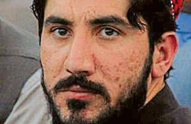 A diplomatic row erupted on Tuesday over the arrest of Pakistani democracy activist Manzoor Pashteen(Reuters File)