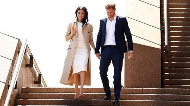 Canada's fashion industry hopes for royal boost with Harry and Meghan's arrival.(Instagram)