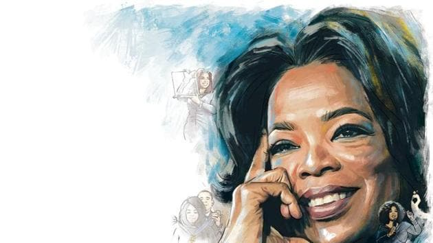 The Oprah Winfrey Show won three Daytime Emmy Awards in 1987.(Illustration: Unnikrishnan)