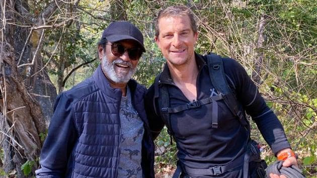 Grylls has hosted PM Modi in the Man vs Wild show, and other international icons who featured in the highly popular show include Barack Obama, Kate Winslet.(TWITTER)