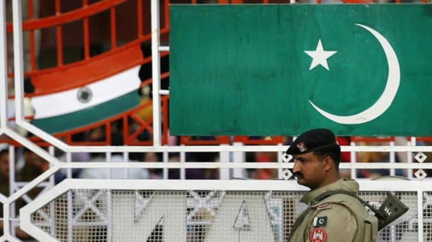 India also served the Pakistani official a separate demarche regarding the desecration of Mata Rani Bhatiyani temple at Tharparkar in Sindh on January 26.(Reuters)