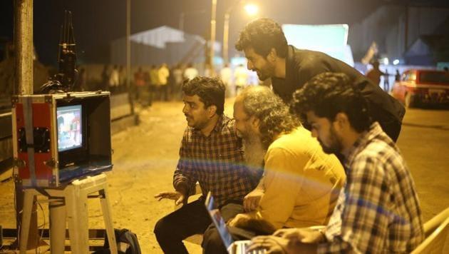 Sivakarthiyekan's science fiction film also stars Rakul Preet Singh.(Twitter)
