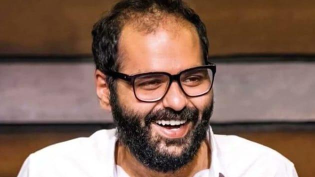 File photo of comedian Kunal Kamra.