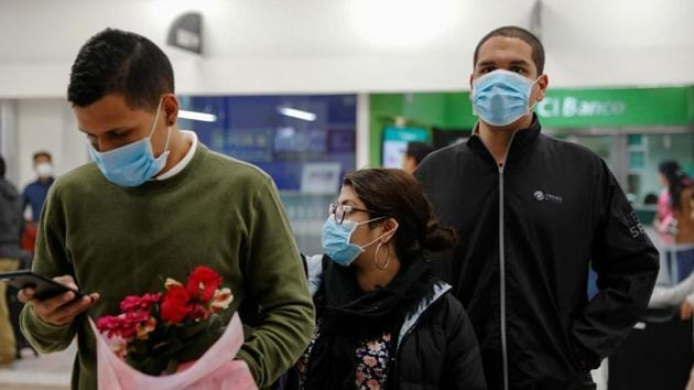 China has confirmed 1,287 cases of patients infected with the new coronavirus. (Reuters image)