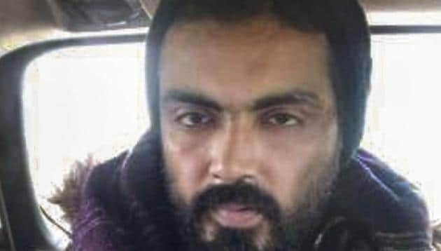 Jawaharlal Nehru University student and anti-CAA protester Sharjeel Imam, accused of allegedly making inflammatory statements, was arrested by Delhi Police from Bihar's Jehanabad on Tuesday.(PTI)