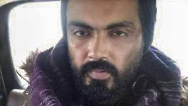 Sharjeel Imam, accused of allegedly making inflammatory statements, was arrested by Delhi Police from Jehanabad district of Bihar, Tuesday, Jan. 28, 2020.(PTI)