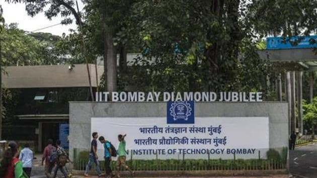 Amid continuing protests against the Citizenship Amendment Act in its campus, the administration of Indian Institute of Technology (IIT), Bombay, has now asked students not to participate in any 'anti-national' activities.(Satish Bate/HT file)