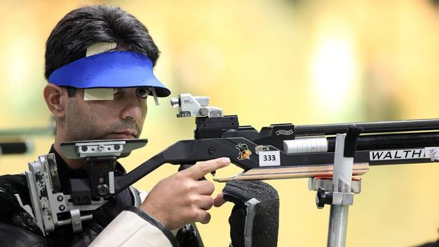 File image of Abhinav Bindra.(Getty Images)