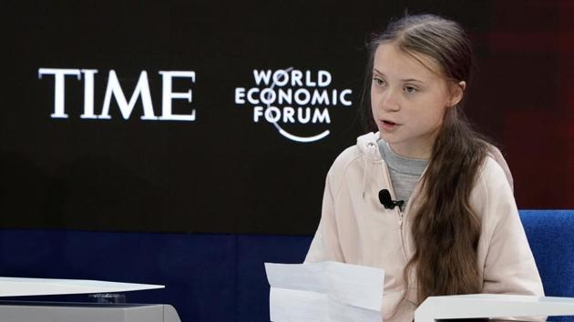 """Greta Thunberg said Wednesday she has registered both her own name and her """"Fridays For Future"""" global protest movement as trademarks(REUTERS)"""