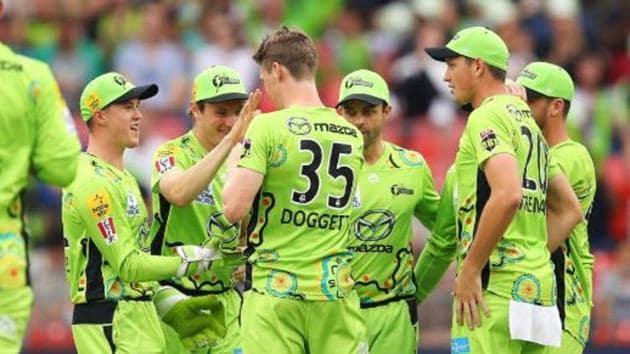 Big Bash League, Hobart Hurricanes vs Sydney Thunder, Eliminator: Live cricket score and updates(BBL)