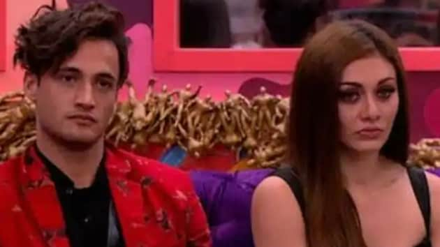 Asim Riaz and Shefali Jariwala have been at loggerheads with each other ever since their fallout in the Bigg Boss 13 house.