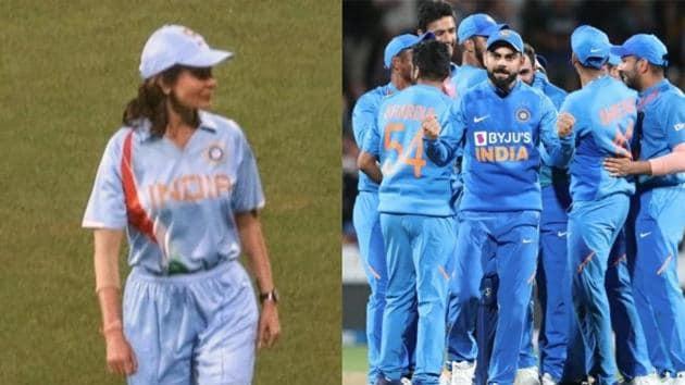 Anushka Sharma reacted to Virat Kohli's Instagram post after India's massive win over New Zealand.