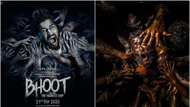 The poster of Bhoot: Part One - The Haunted Ship seems to be inspired by the poster of Jallikattu.