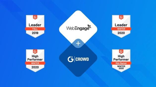 Consumer brands can leverage the WebEngage platform to supercharge user retention with intelligent, data-backed communication campaigns.(Digpu)